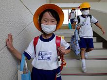 Японские медики проверят щитовидку детей, переживших ядерную катастрофу