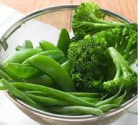 Зеленые овощи восстанавливают иммунитет