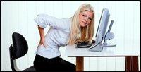 Защита позвоночника при сидячей работе