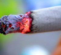 Даже одна сигарета портит здоровье человека
