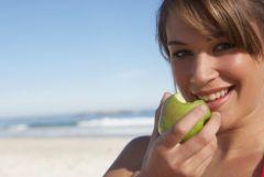 Четверть яблока в день снижает риск инсульта!