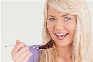 Правильный рацион питания устранит женские болезни