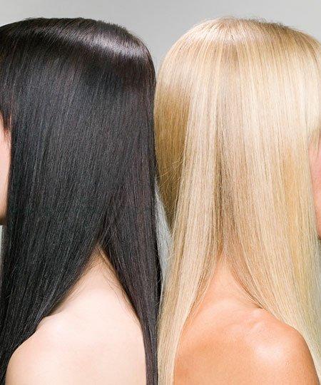 Безопасные способы окрашивания волос
