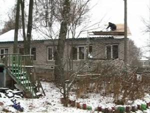 В смоленской деревне Мерлино ремонтируют фельдшерско-акушерский пункт