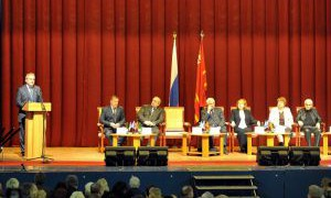В Смоленске прошел Первый съезд медицинских работников области