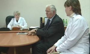 В Смоленске Л.Рошаль заявил, что необходимо создание региональной медпалаты
