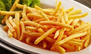 Нет вреднее продукта, чем картофель фри