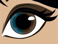 С помощью лазера можно «перекрасить» глаза