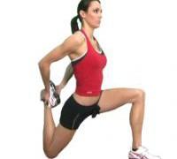 Растяжки вместо разминки понижают результативность спортсменов