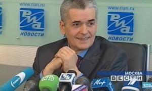 Онищенко опроверг ликвидацию Роспотребнадзора