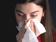 Некоторые люди не поддаются вирусу гриппа из-за генов