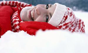 Зима негативно отражается на женской внешности