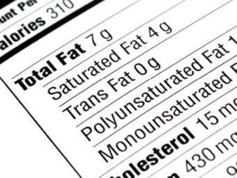 Уровень транс-жиров в крови американцев снизился вдвое за десятилетие