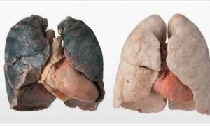 Как очистить легкие курильщика
