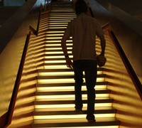 Степень здоровья сердца поможет определить лестница