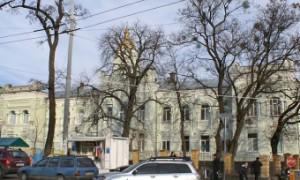 Здание киевского ВИЧ-центра будет передано церкви в течение недели