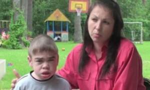 Ребенок с болезнью Хантера снова остался без жизненно необходимых лекарств