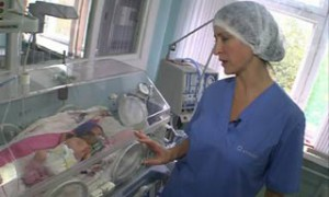 В России медики будут выхаживать младенцев весом от 500 граммов
