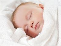 Не следует будить спящего ребенка