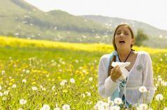 Аллергия на пыльцу – это хорошо?