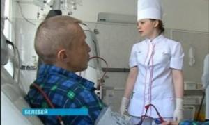 Пациенты гемодиализного отделения больницы в Башкортостане устроили пикет