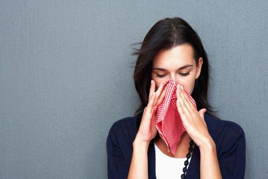 Аллергия: странная и опасная