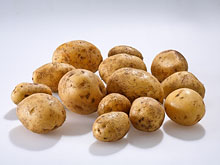 Картофель способен заменить комплекс мультивитаминов