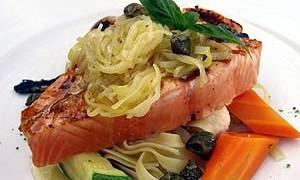 Рыбная диета поможет не только похудеть