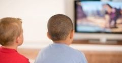 Телевизор – главный враг детей
