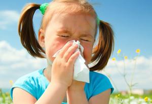 Детская аллергия – клин клином вышибают