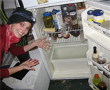 Чистый холодильник – залог здоровья
