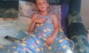 Шестилетнему Артему Шубину из Смоленска нужна помощь
