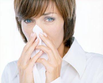 Офисная аллергия и ее причины
