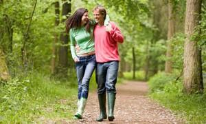 Прогулки на свежем воздухе против онкологии предстательной железы