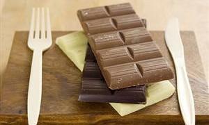Молочный шоколад вызывает неприязнь к другим сладостям