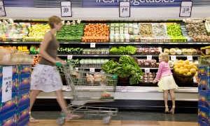 Домохозяйки атакуют супермаркеты