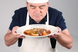 Запах еды – от чего он зависит
