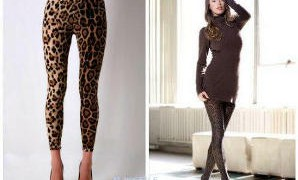 Одинокие женщины старше 50-ти предпочитают леопардовые леггинсы жемчугу