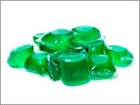 Дети принимают «таблетки» для посудомоечных и стиральных машин за конфеты