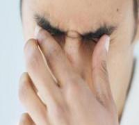 Синдром сухого глаза связан с обезвоживанием организма