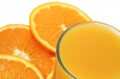 Апельсиновый сок может вызвать опасную аллергическую реакцию