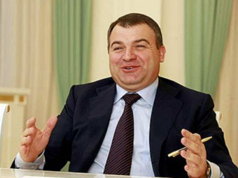 Сердюков рассказал о схеме сокращения военных госпиталей