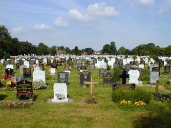 Место на московском кладбище можно забронировать через Интернет