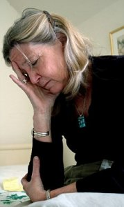 Ранняя менопауза матери грозит дочери бесплодием