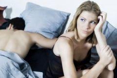 Мужской эгоизм угнетает женскую сексуальность