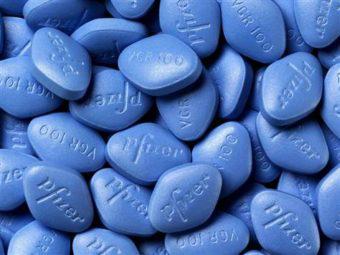 Канада аннулировала патент Pfizer на «Виагру»