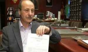 Суд вновь признал законным увольнение Христо Тахчиди
