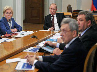 Путин подвел итоги модернизации здравоохранения