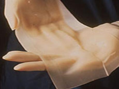 Искусственная кожа научится залечивать раны