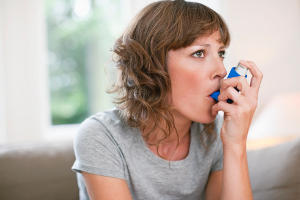 Во время овуляции приступы астмы усиливаются